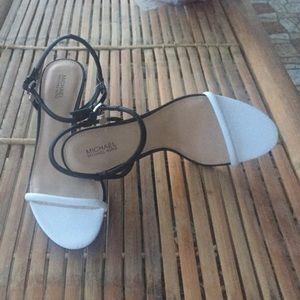 Michael Kors, strappy sandals..